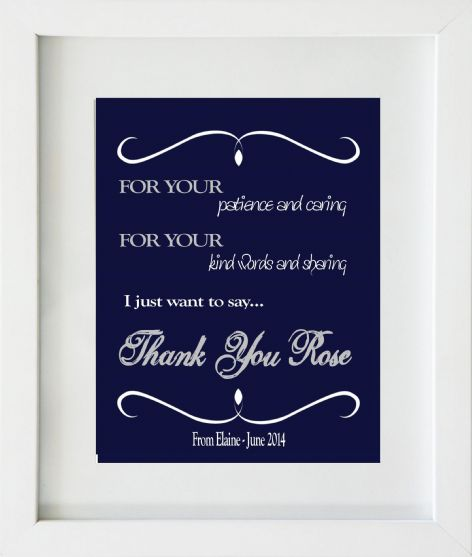 Thank You Teacher Print Design 7